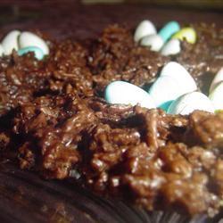 Chocolate Macaroons I Amanda