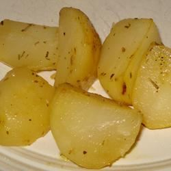 Greek Style Potatoes Susan May