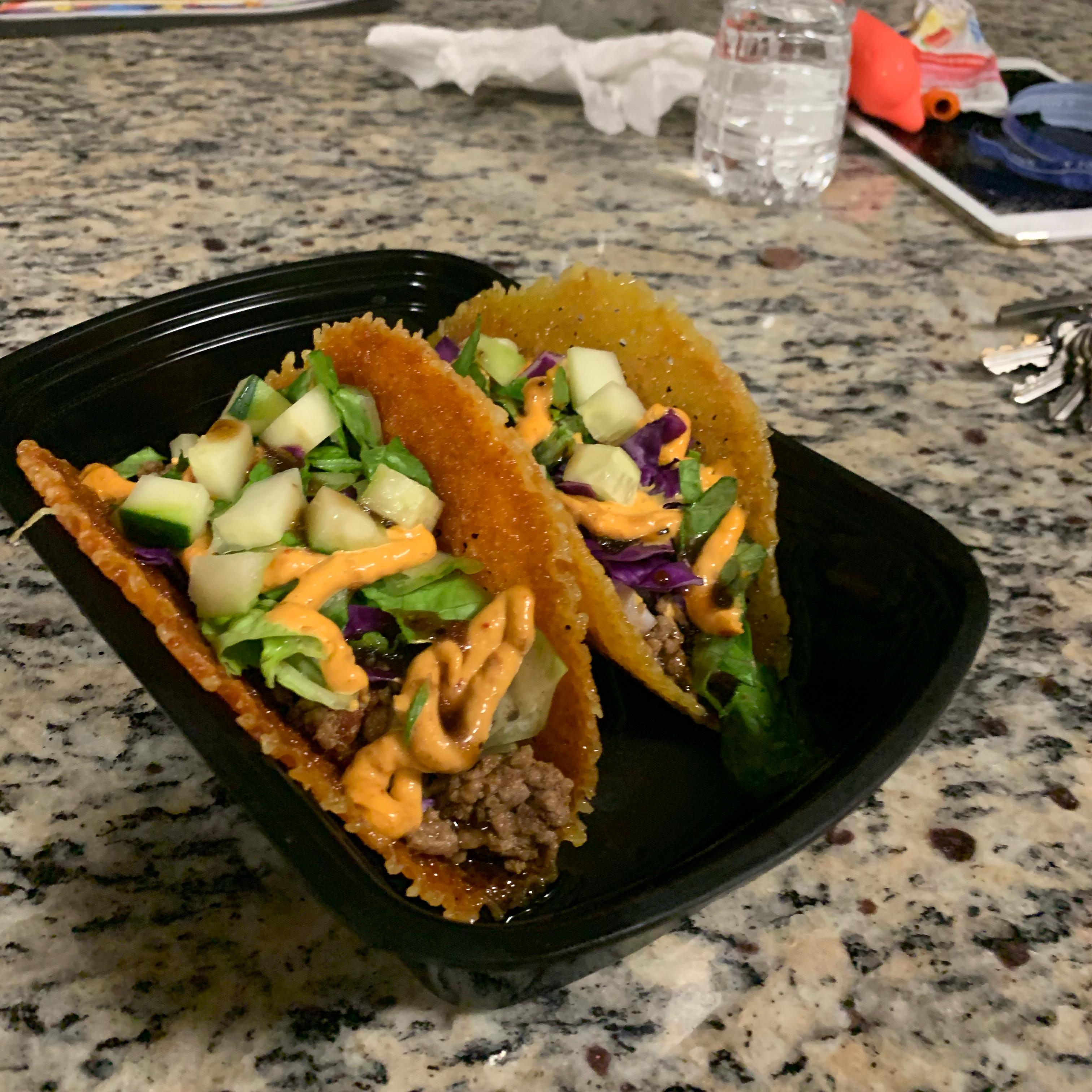 Easy Keto Beef Tacos