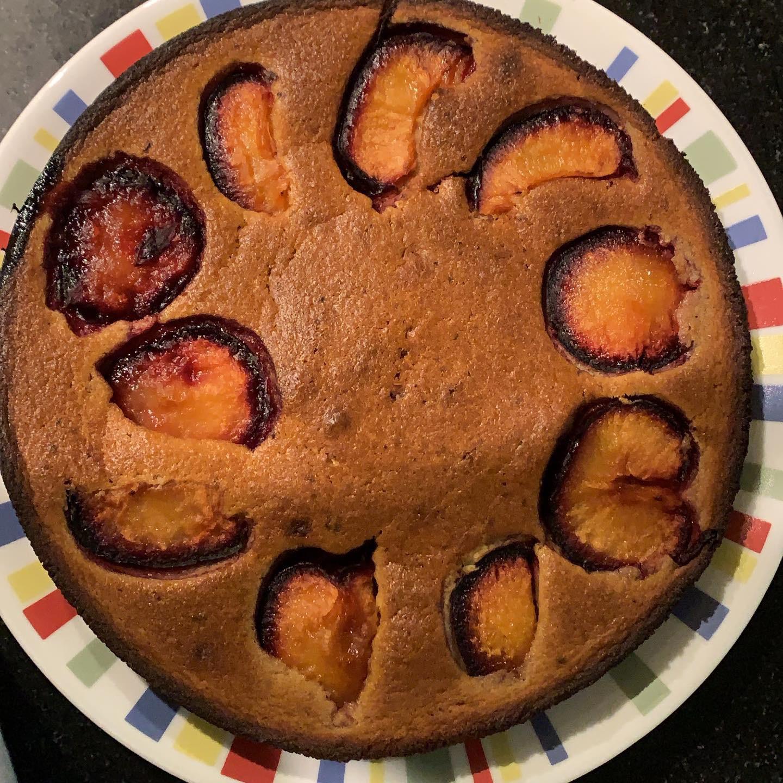 Plum Cake Fatema Das