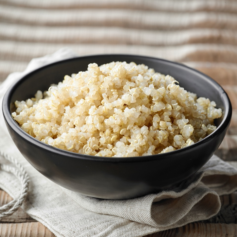 Basic quinoa is the starting point for all sorts of healthy recipes: Buddha bowls, salads, pilafs, stir-fries, breakfast bowls and more. Cooking quinoa in an Instant Pot—or any other multicooker—really requires just 1 minute of active time, so once you press a button you can turn your attention to whatever else is on your menu. Quinoa also keeps well, so make a big batch and you'll be enjoying quinoa salads for days.
