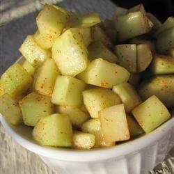 Maria's Cucumber Salad MrsFisher0729