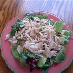 Asian Chicken Salad Michelle Bonham