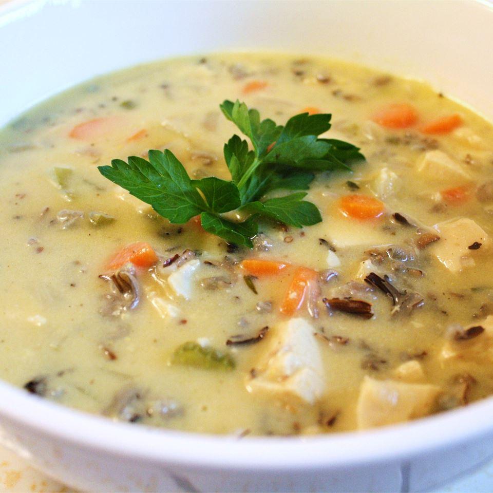 Chicken Wild Rice Soup I