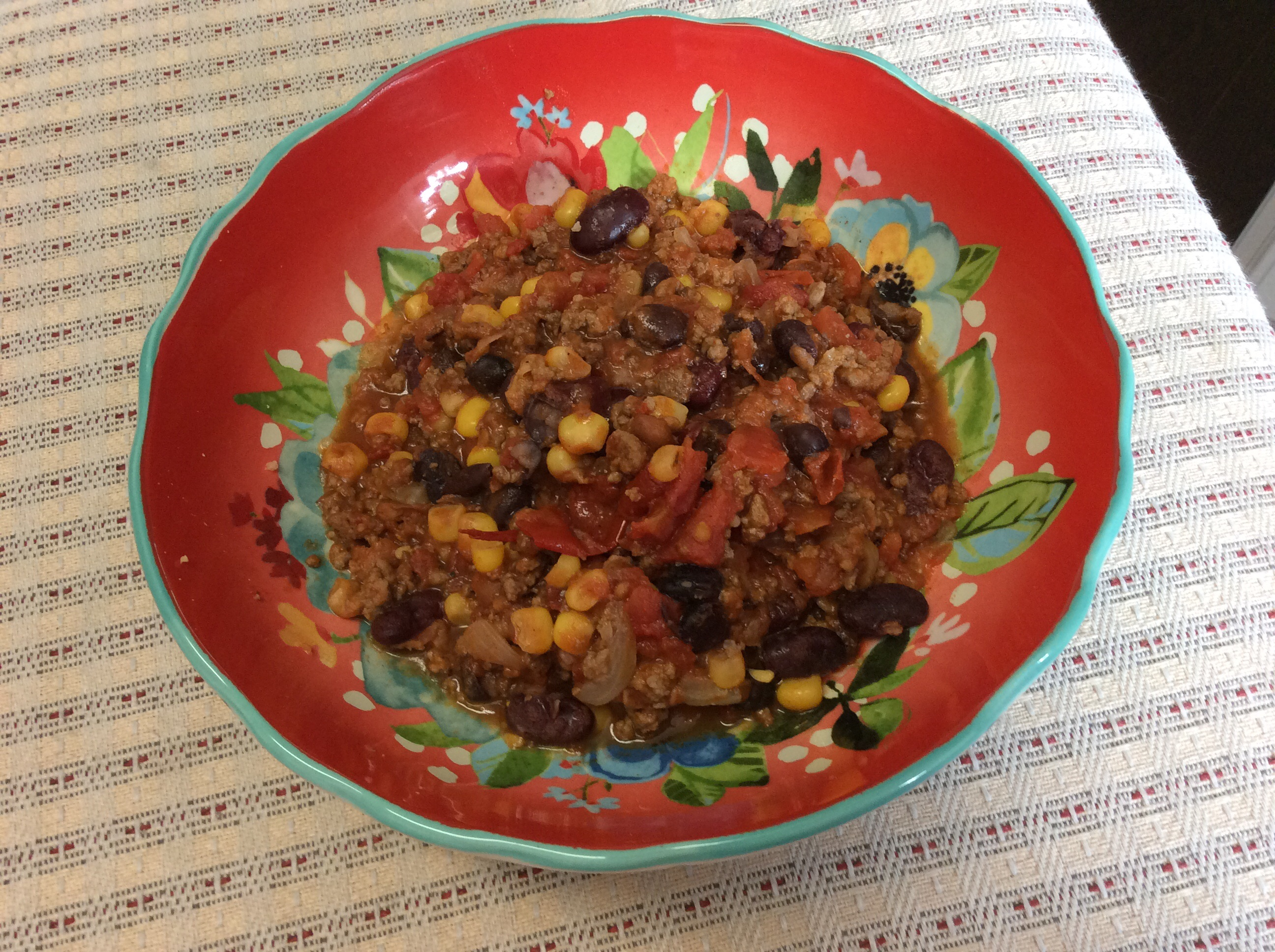 Busy Day Slow Cooker Taco Soup Aenan Fee
