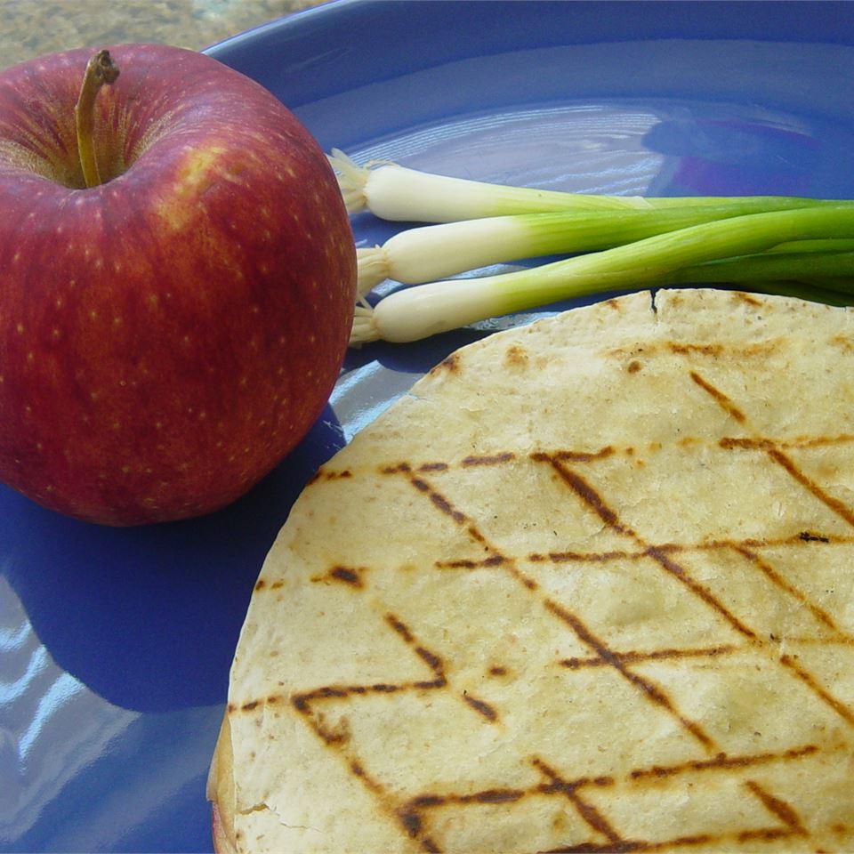 Apple Gouda Quesadillas Marianne