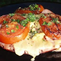 Grilled Italian Pork Chops Josephine Roeper