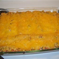 Sour Cream Chicken Enchiladas kcagle7