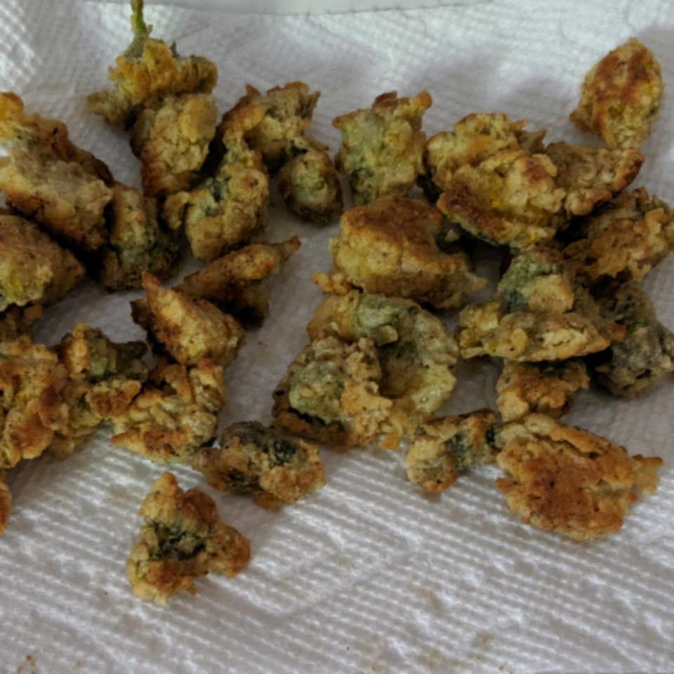 Fried Dandelions (Appalachian Style)