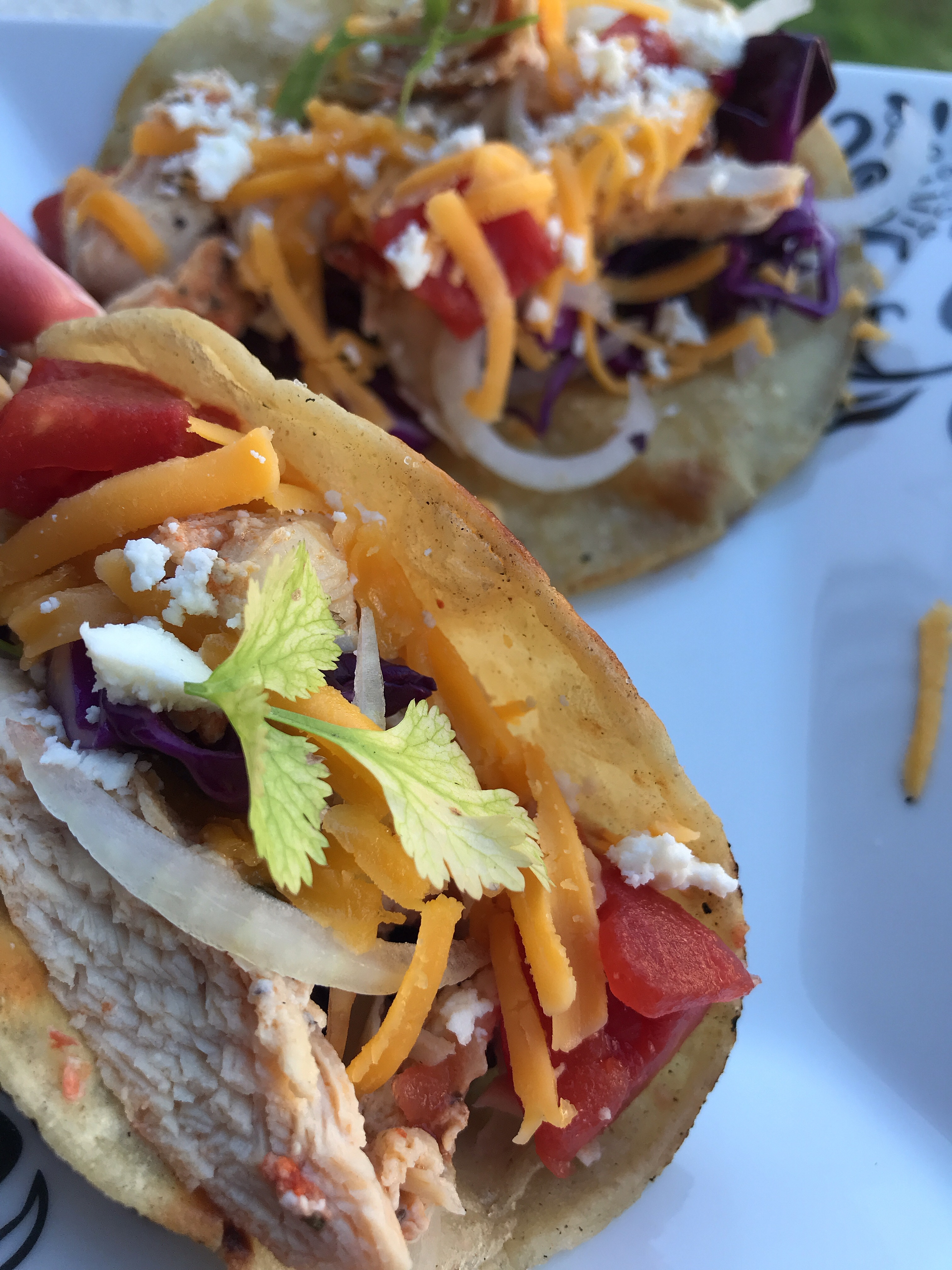 Instant Pot® Cilantro-Lime Chicken Tacos