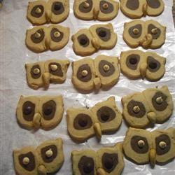 Hoot Owl Cookies m3ghan