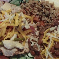 Steak, Onion, and Pepper Fajitas AcaCandy