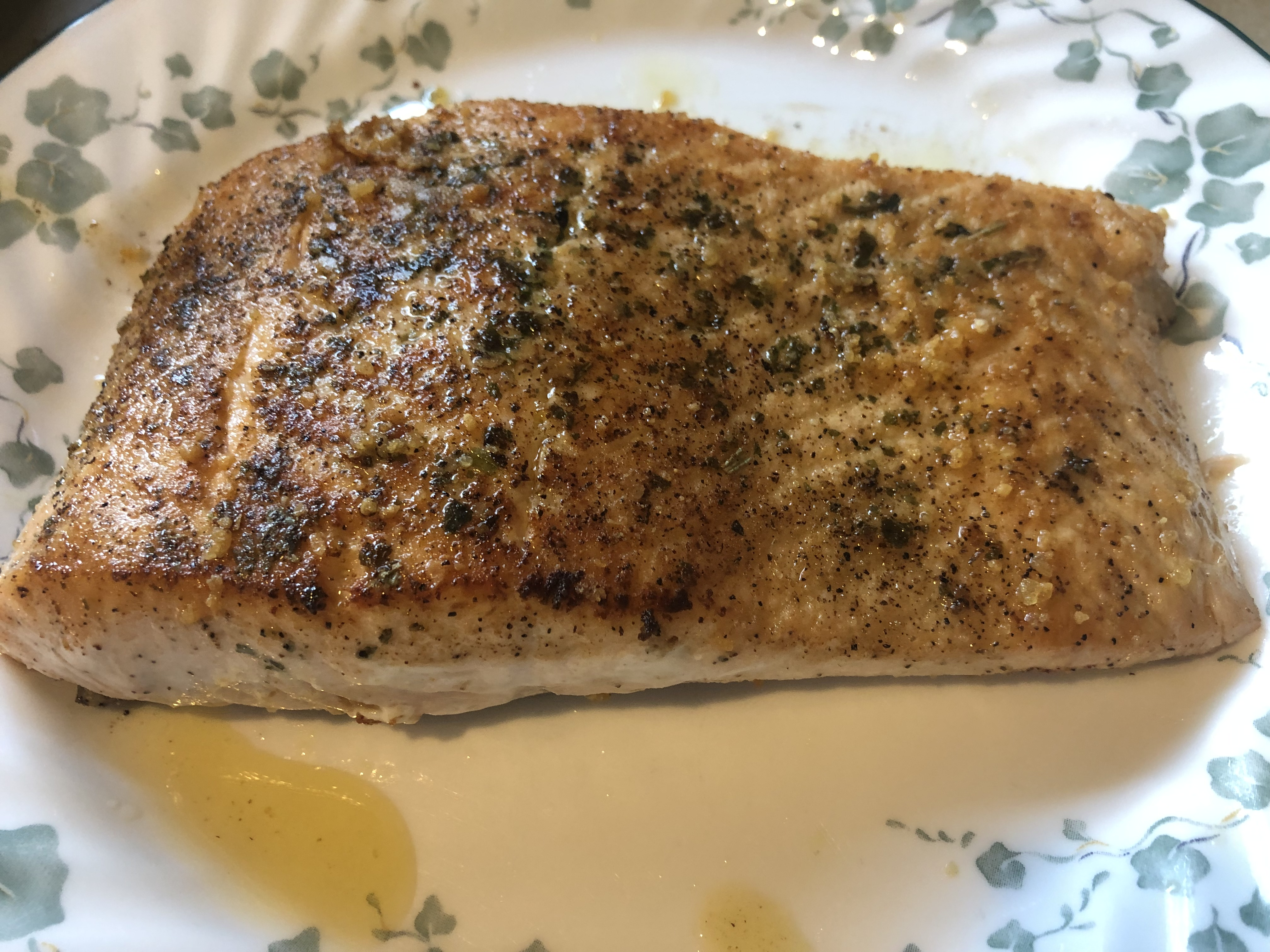 Super Simple Salmon Mandee Myers