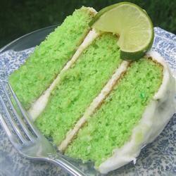 Key Lime Cake III
