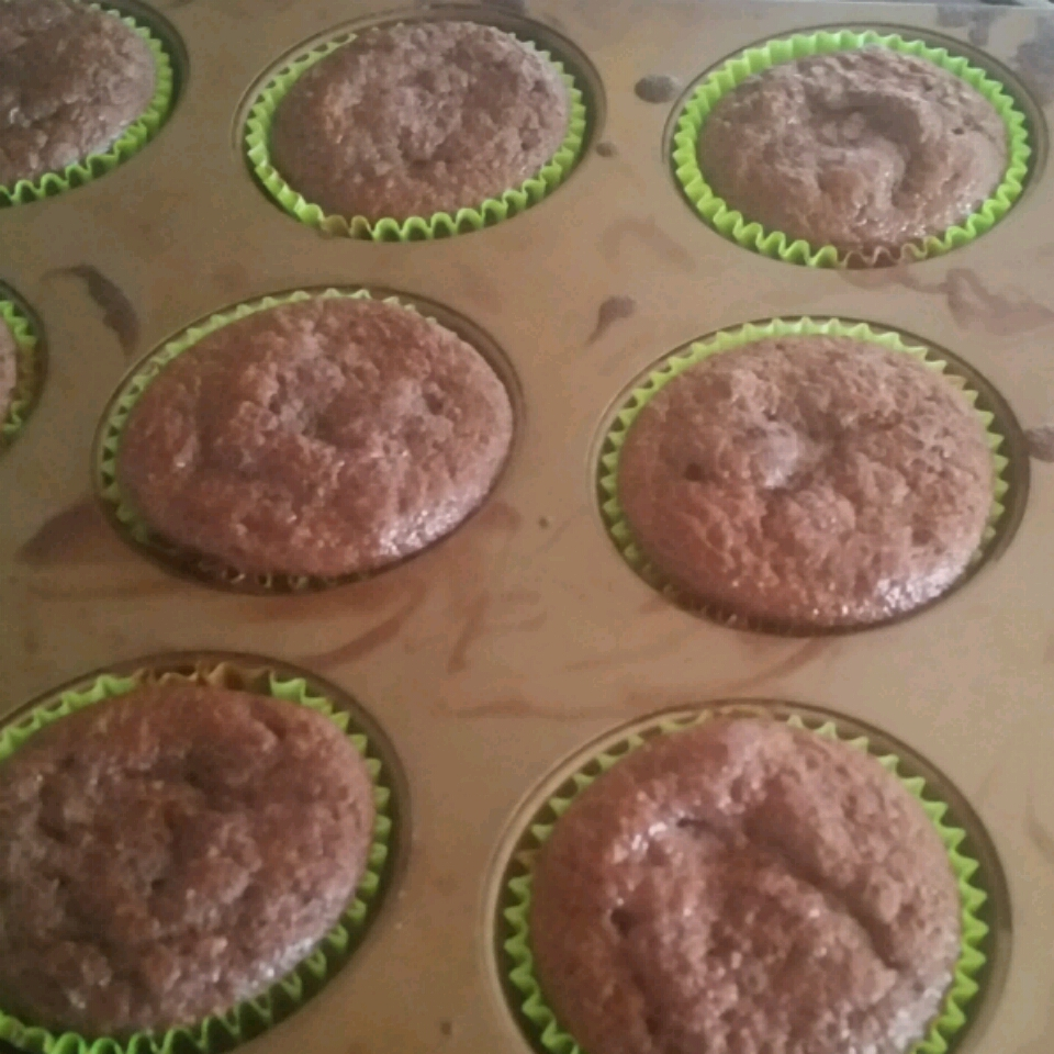 Healthy Chocolate Morning Muffins Allison Mc Levige