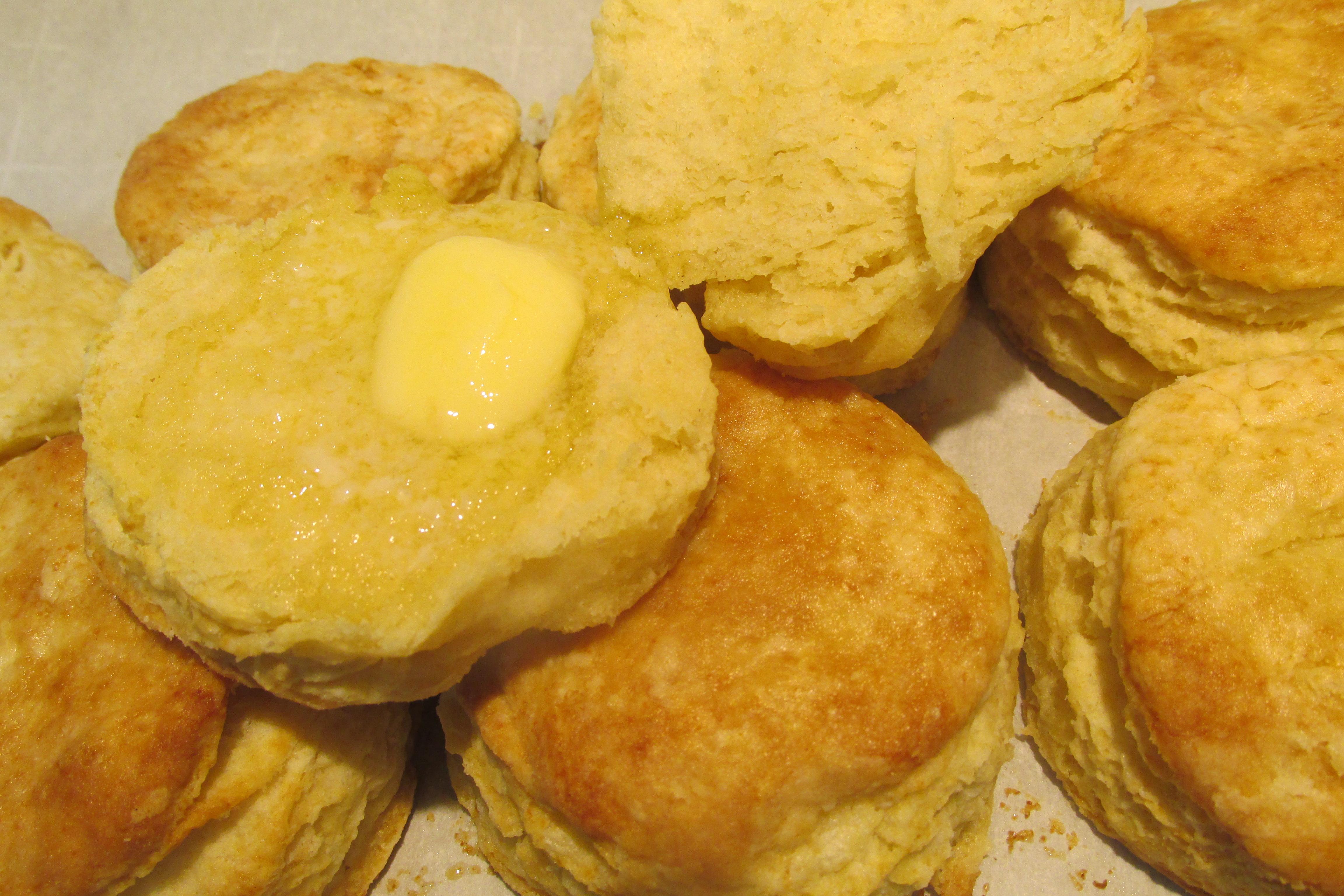 Chef John's Buttermilk Biscuits