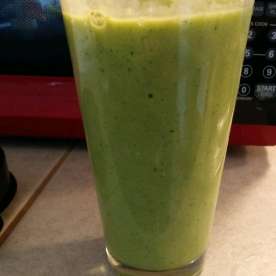 Tropical Smoothie with Kale estelita