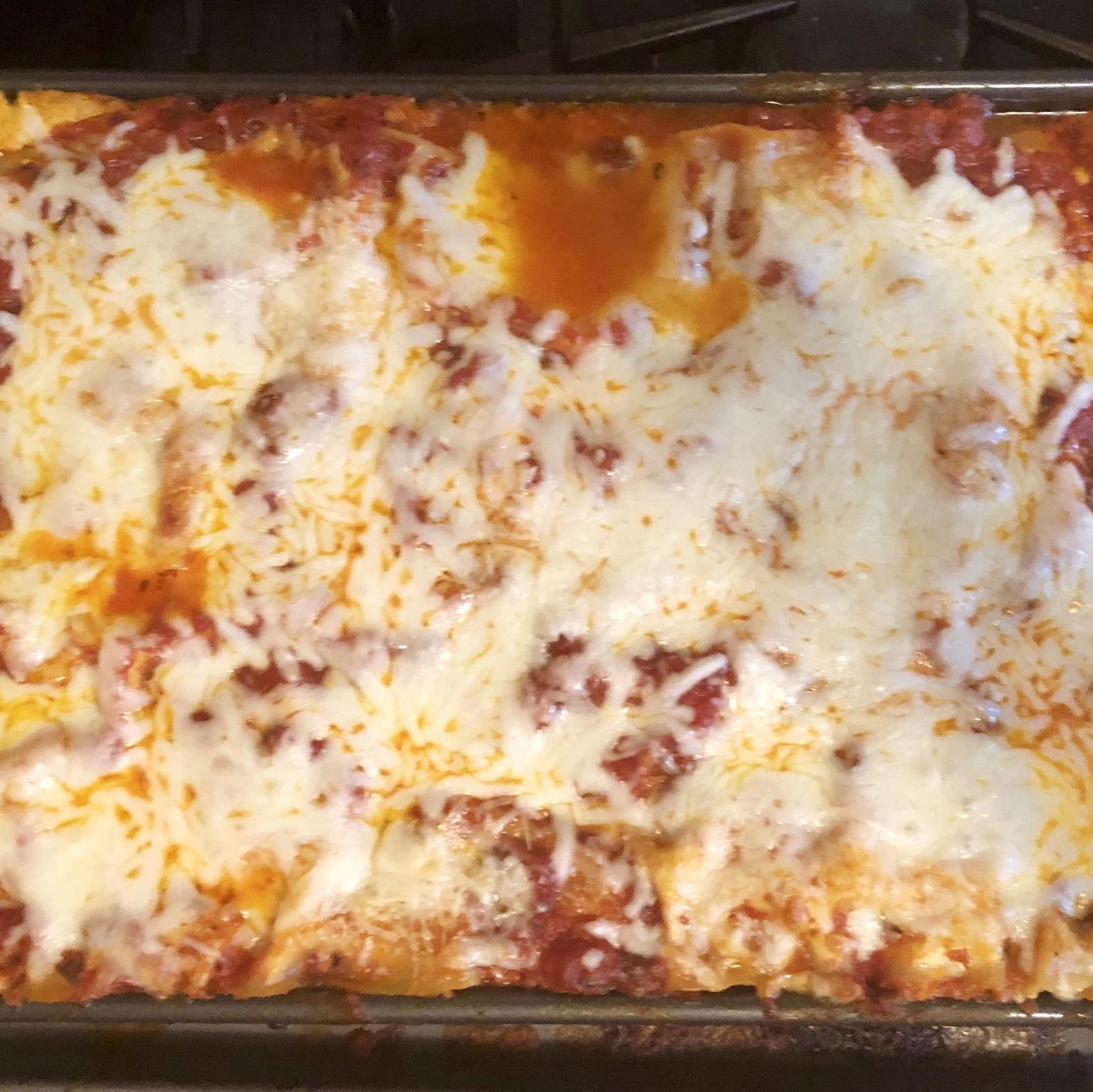 RAGÚ® No Boiling Lasagna Steve Schreuder