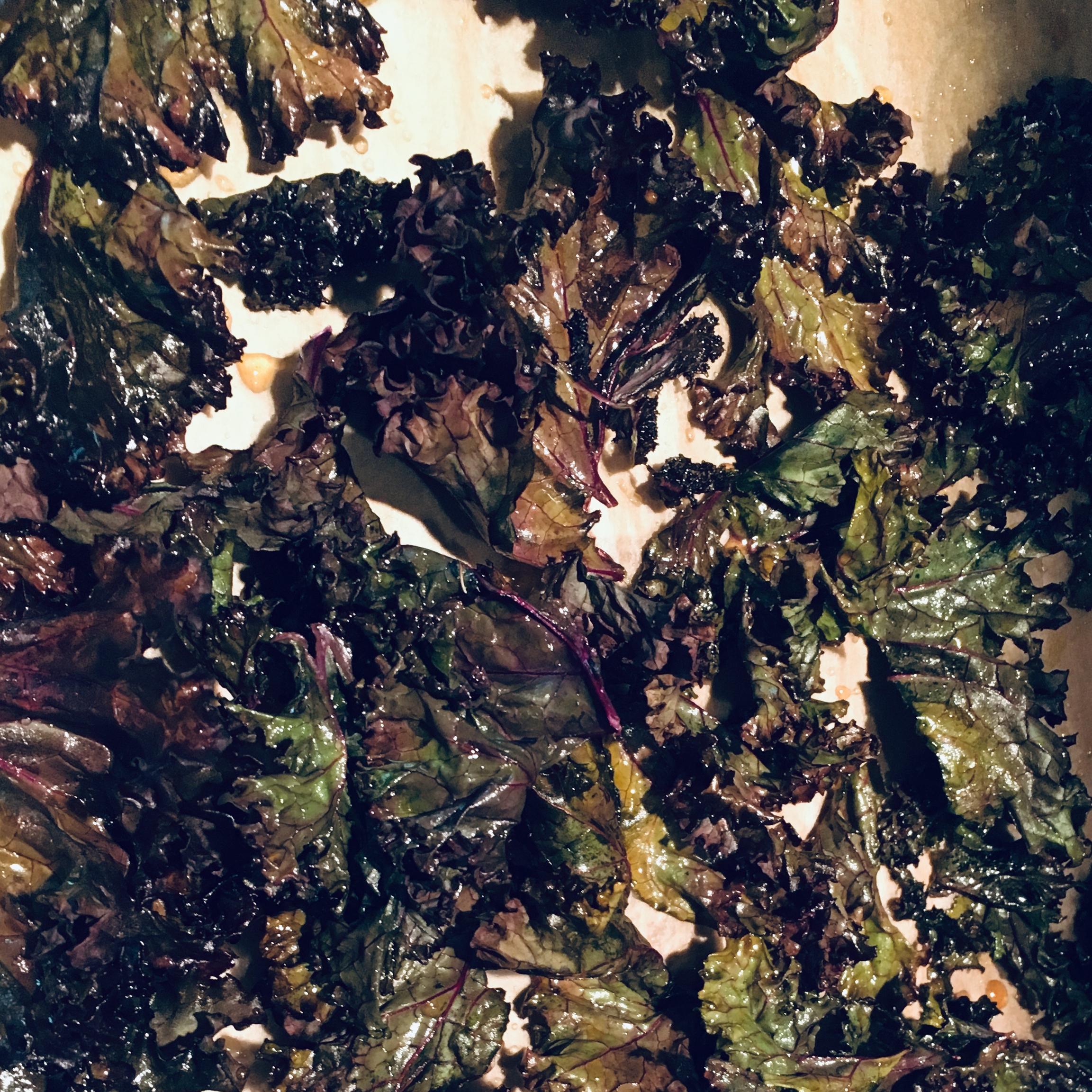 Maple Kale Crisps cocofst