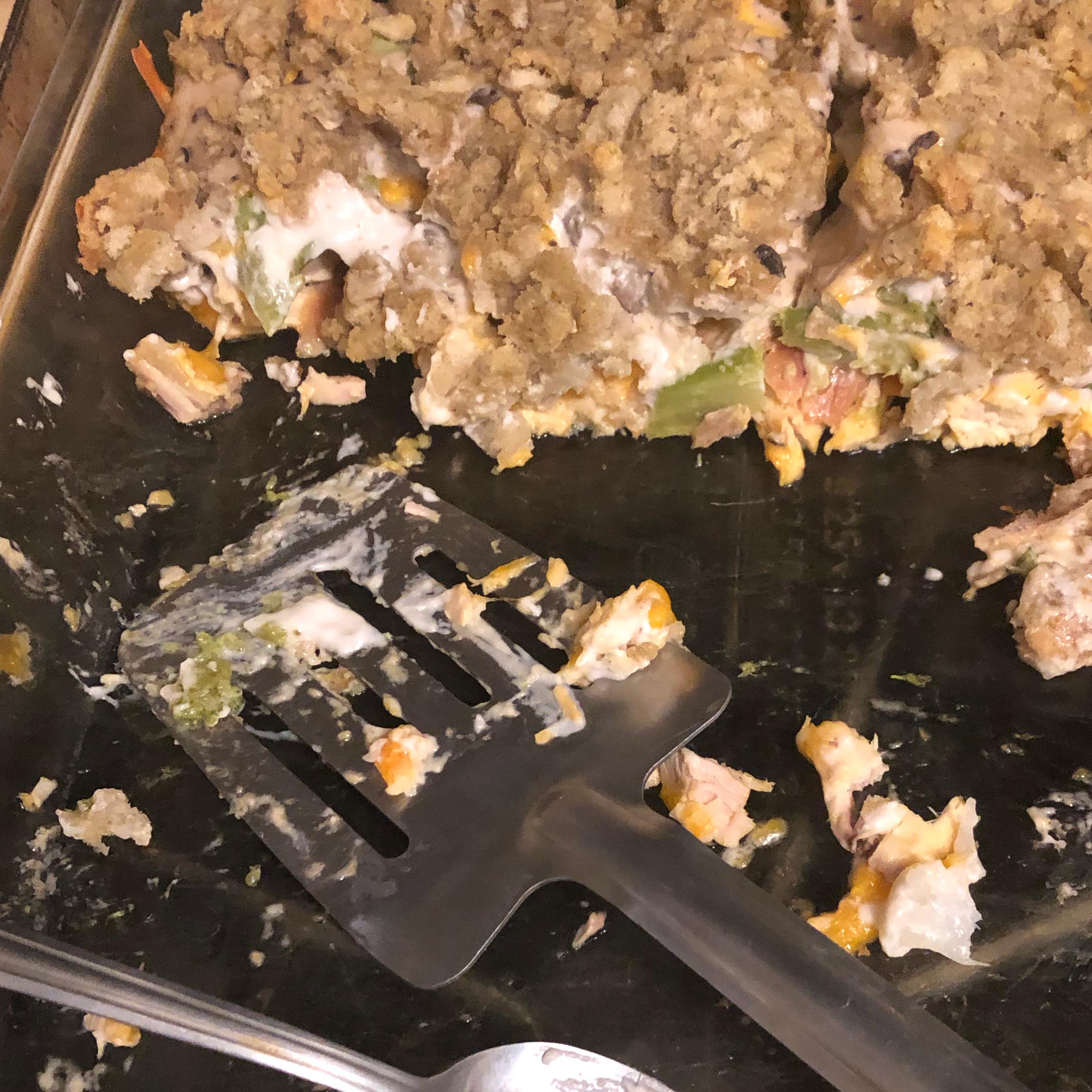 Cheesy California Chicken Casserole Michelle Trist