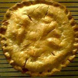 Peach Pie the Old Fashioned Two Crust Way ANGELGIRL94