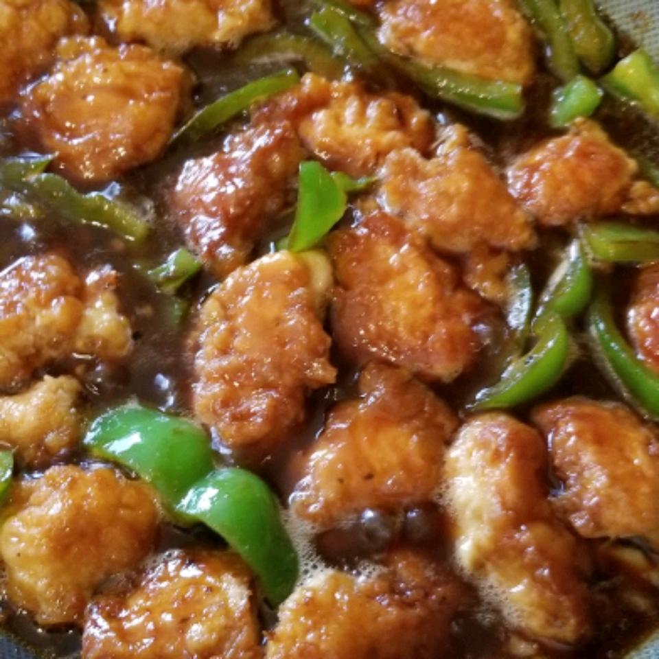 General Tao Chicken Mel