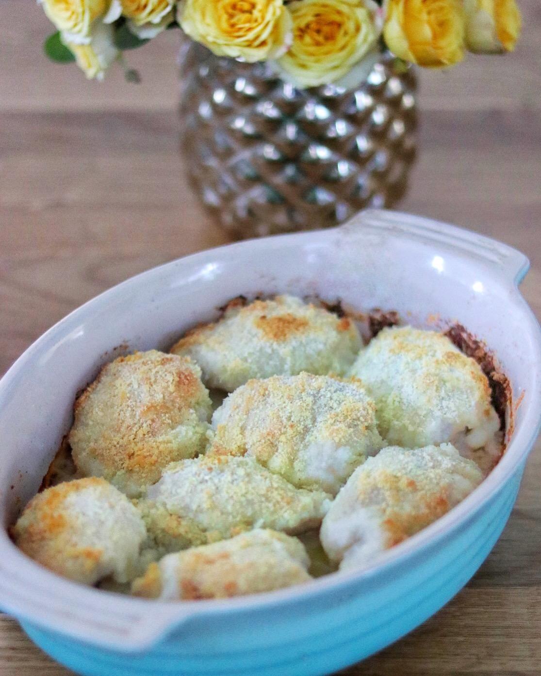 Garlic Buttermilk Roast Chicken ckh