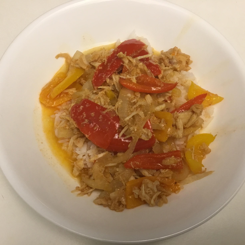 Instant Pot® Red Thai Curry Chicken