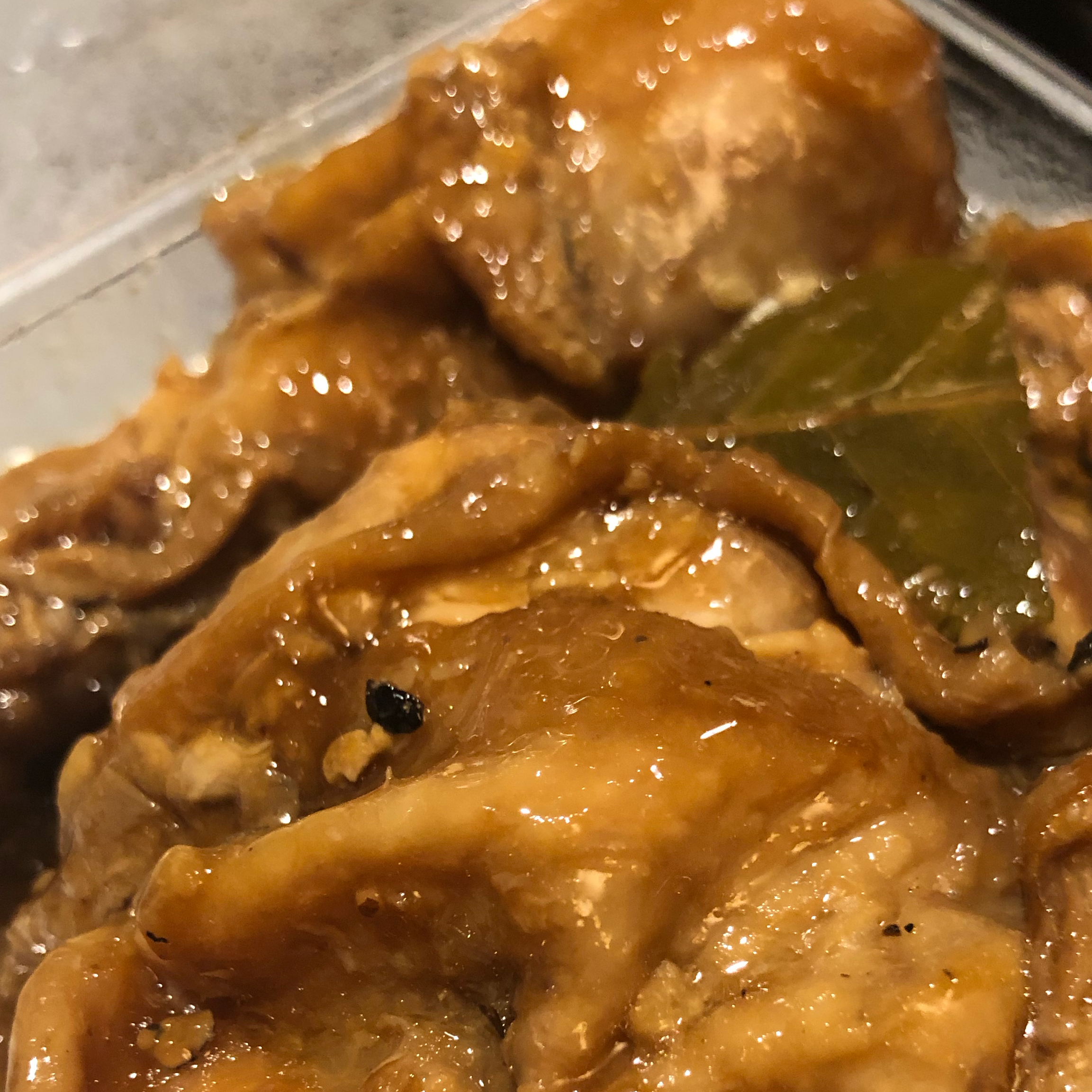 Lolah's Chicken Adobo Fabiola Sanabria Elias