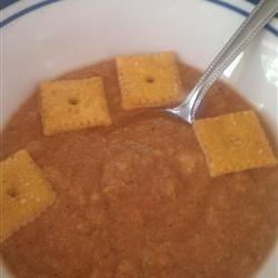 Low-Fat Cream of Tomato Soup Linda Farrell