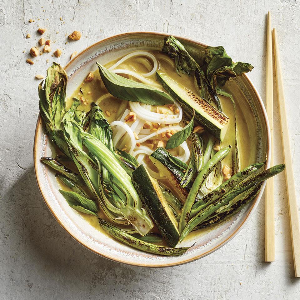 Super-Green Thai Curry Breana Killeen