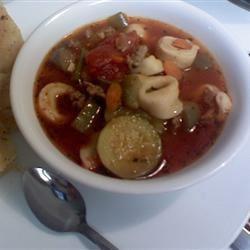Tortellini Soup I ~S~