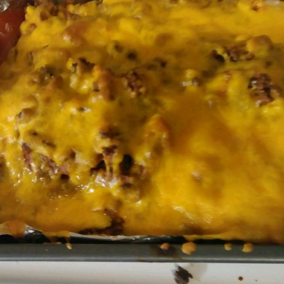Easy, Cheesy Zucchini Bake