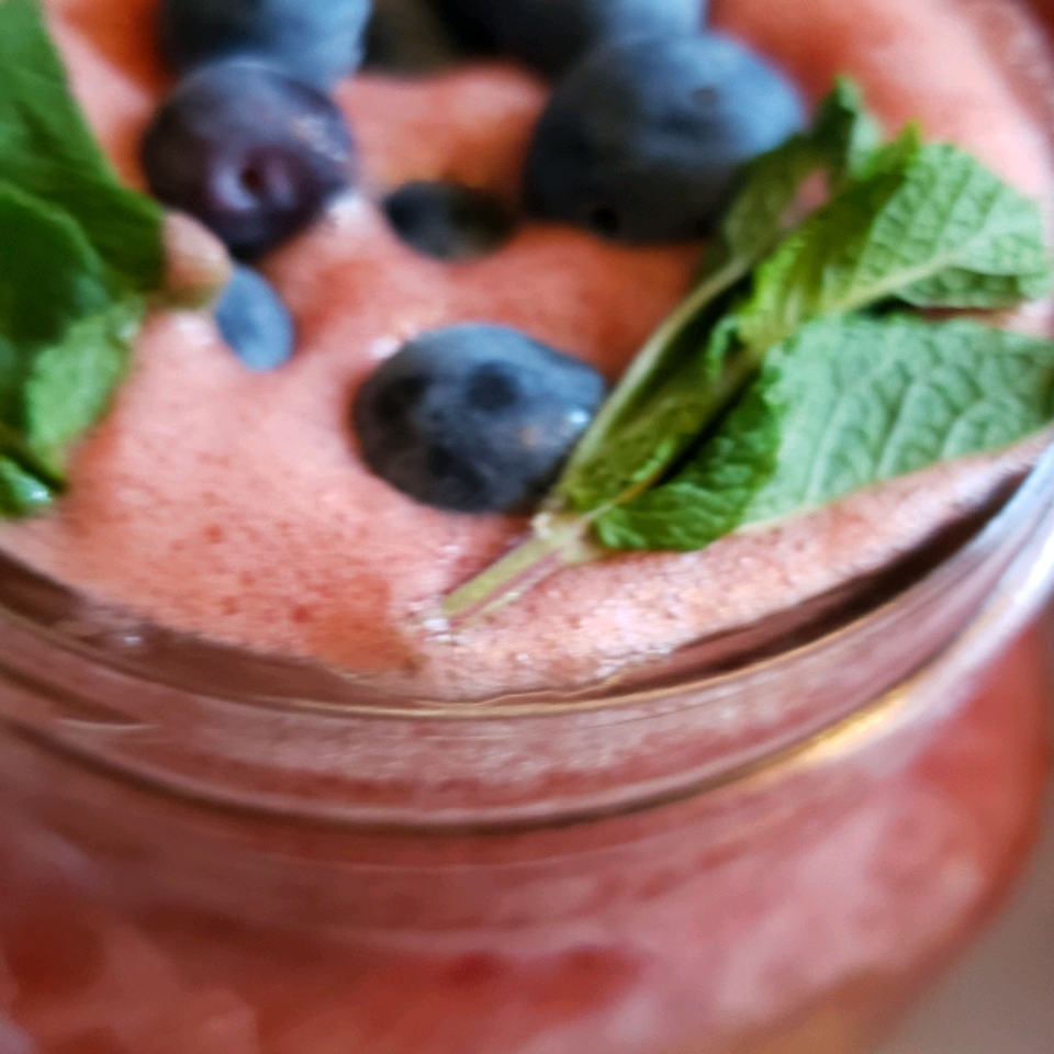 Fresh Watermelon Gazpacho Sonya Janisse
