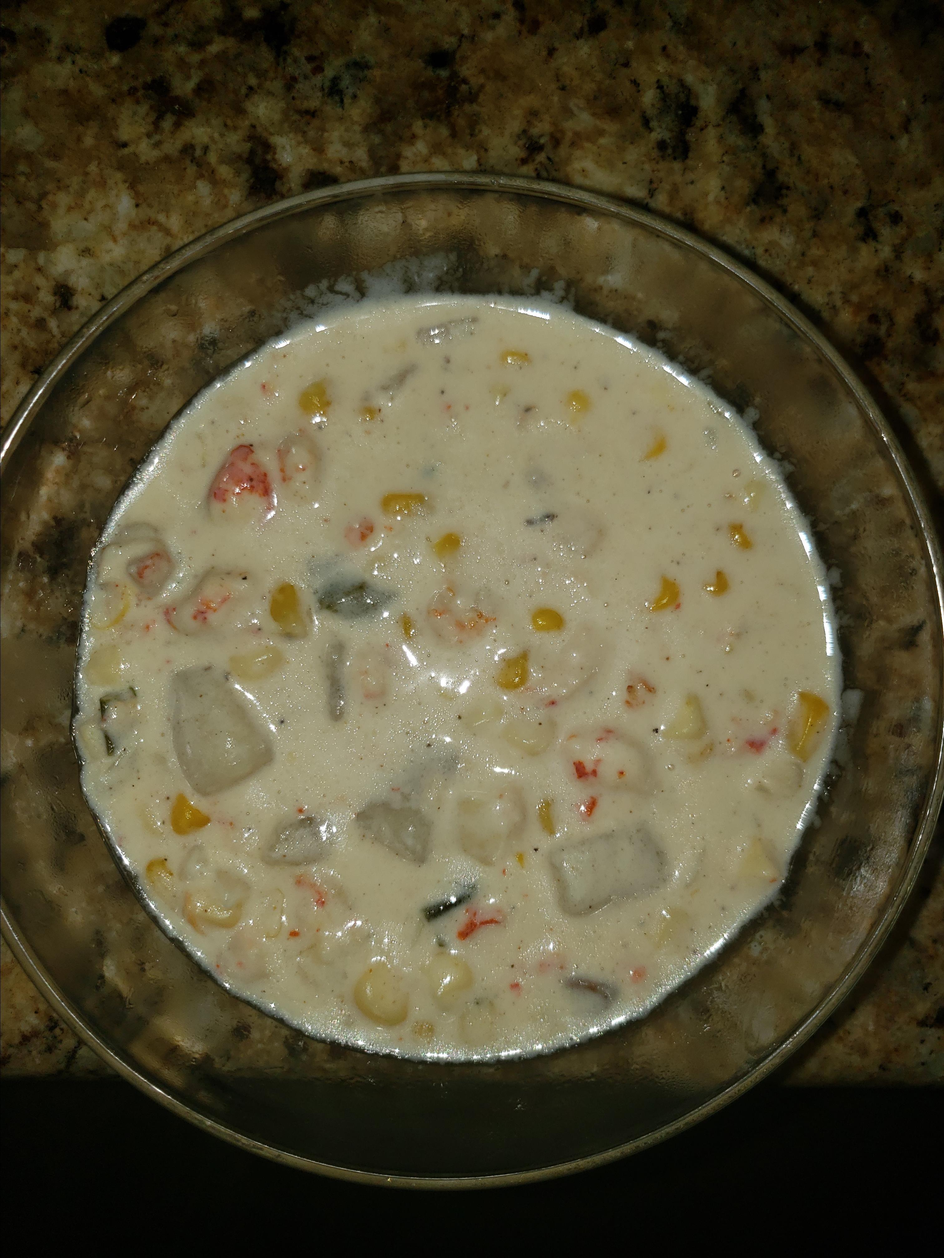 Louisiana Crawfish Bisque Taya