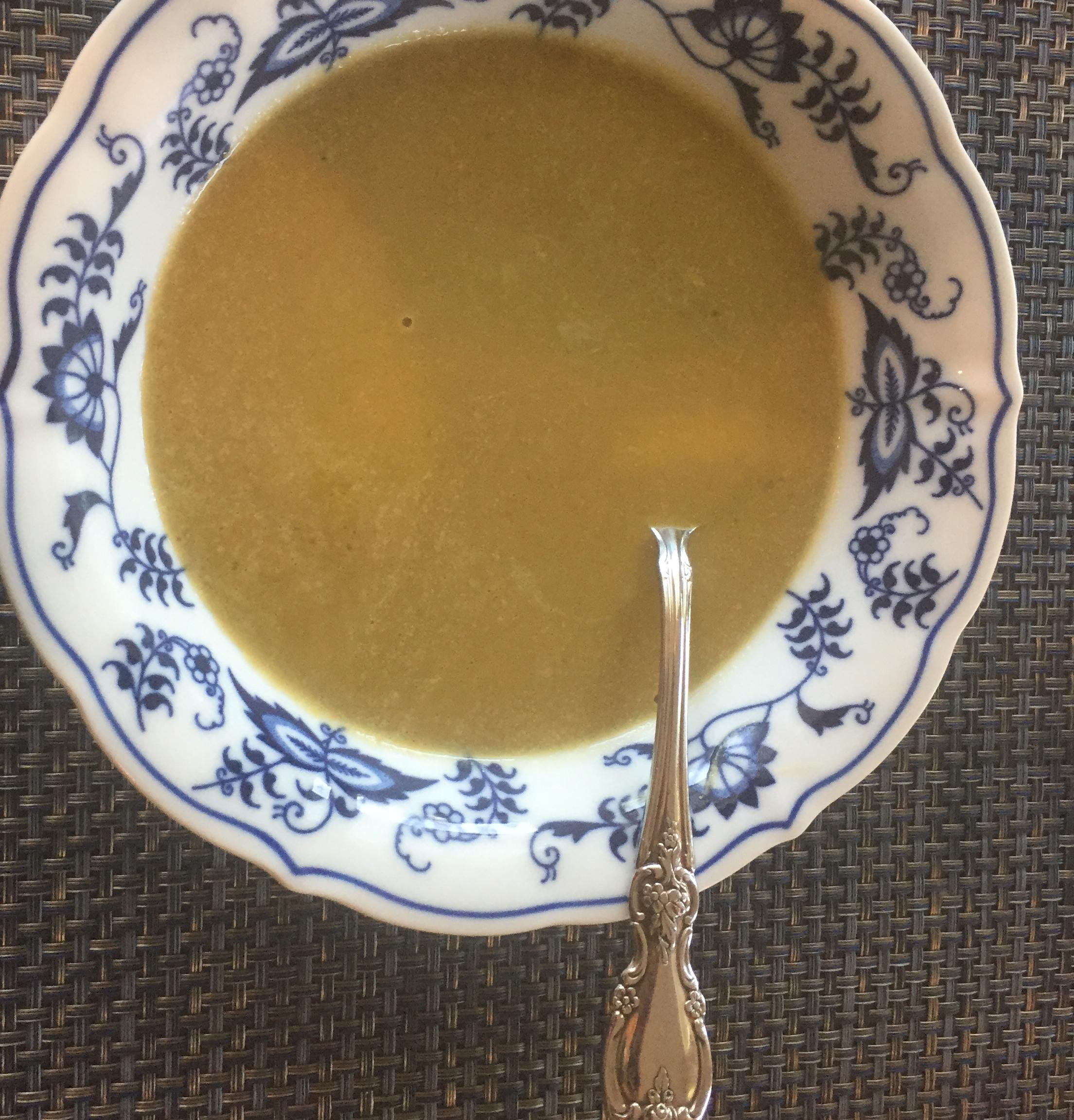 Sorrel Soup Catherine OBrien