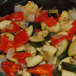 Mediterranean Roast Vegetables Pam Ziegler Lutz