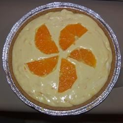Orange Blossom Pie