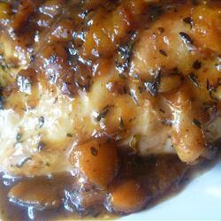 Apricot Chicken Provencal Avon- status quo PRO