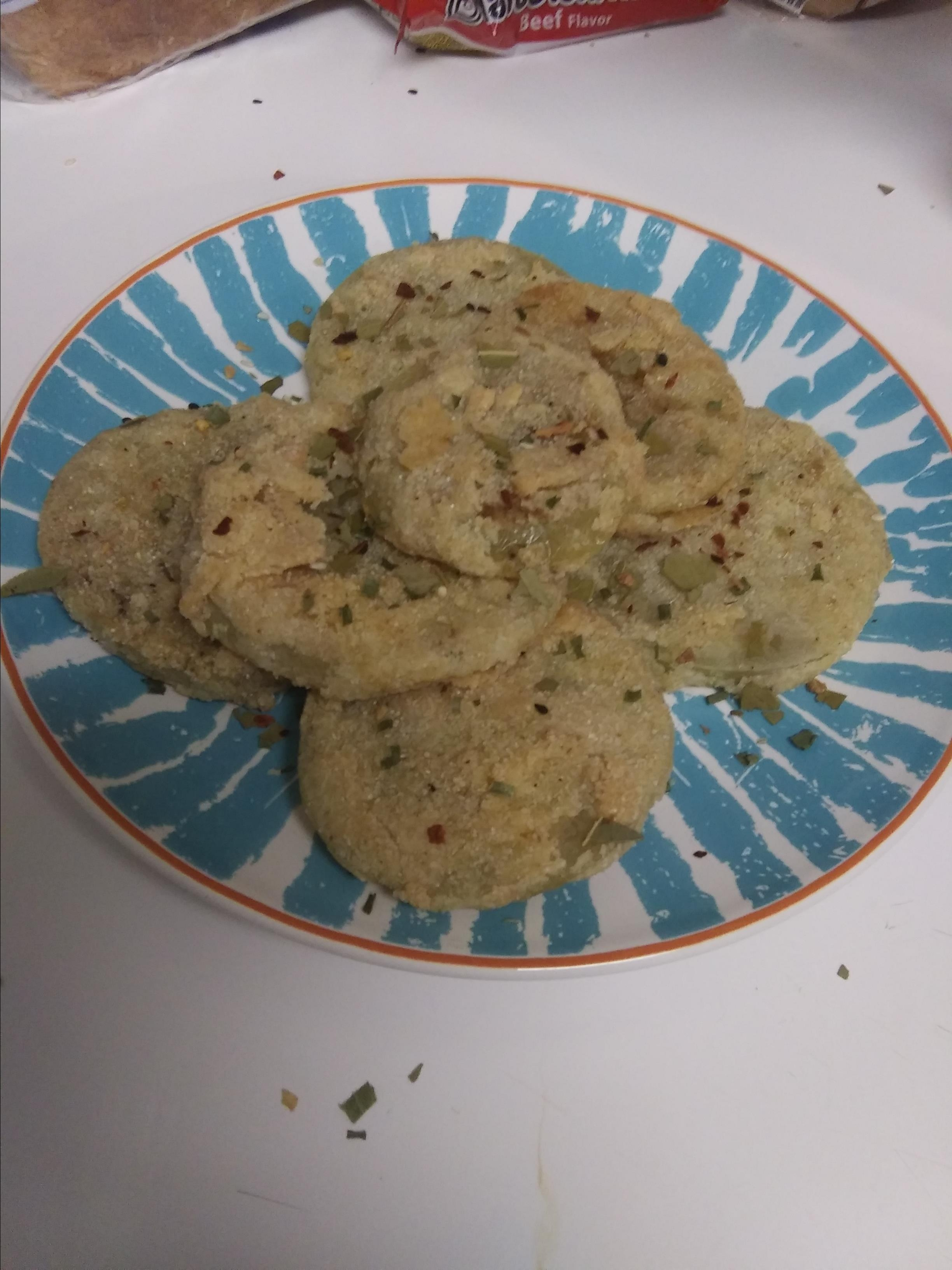 Easy Southern Fried Green Tomatoes sorry???????