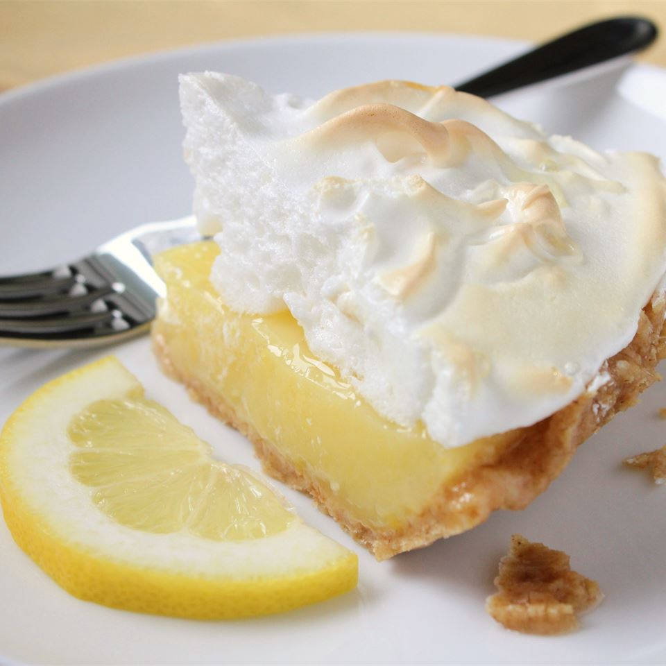 Grandma's Lemon Meringue Pie Emilie S.