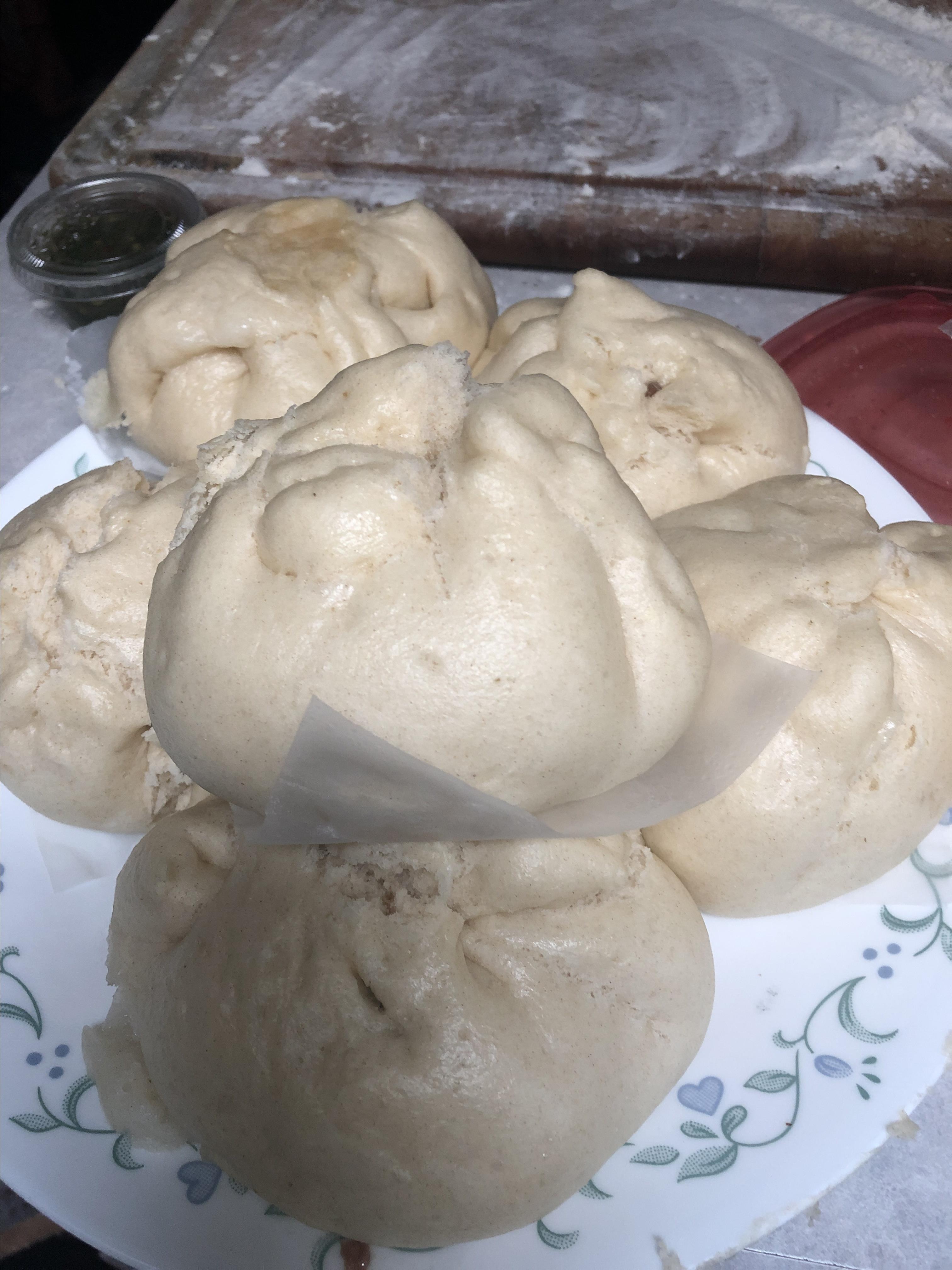 Banh Bao sugar mama