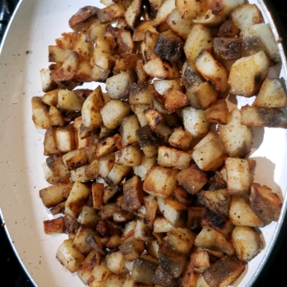 Quick & Crispy Home Fries Cretora