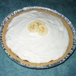 Banana-Dulce de Leche Pie (Banana-Caramel Pie)