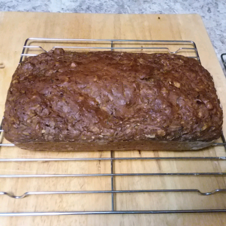 Abby's Super Zucchini Loaf Kevin Ryan