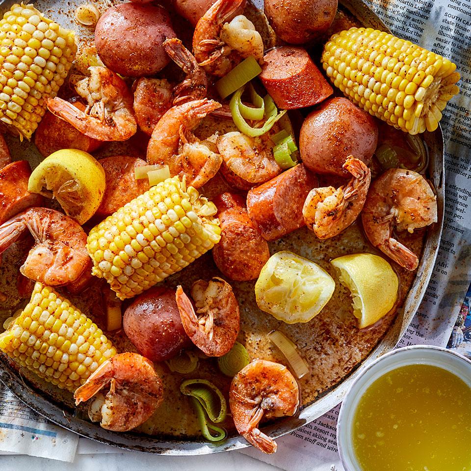 Weeknight Shrimp Boil Trusted Brands