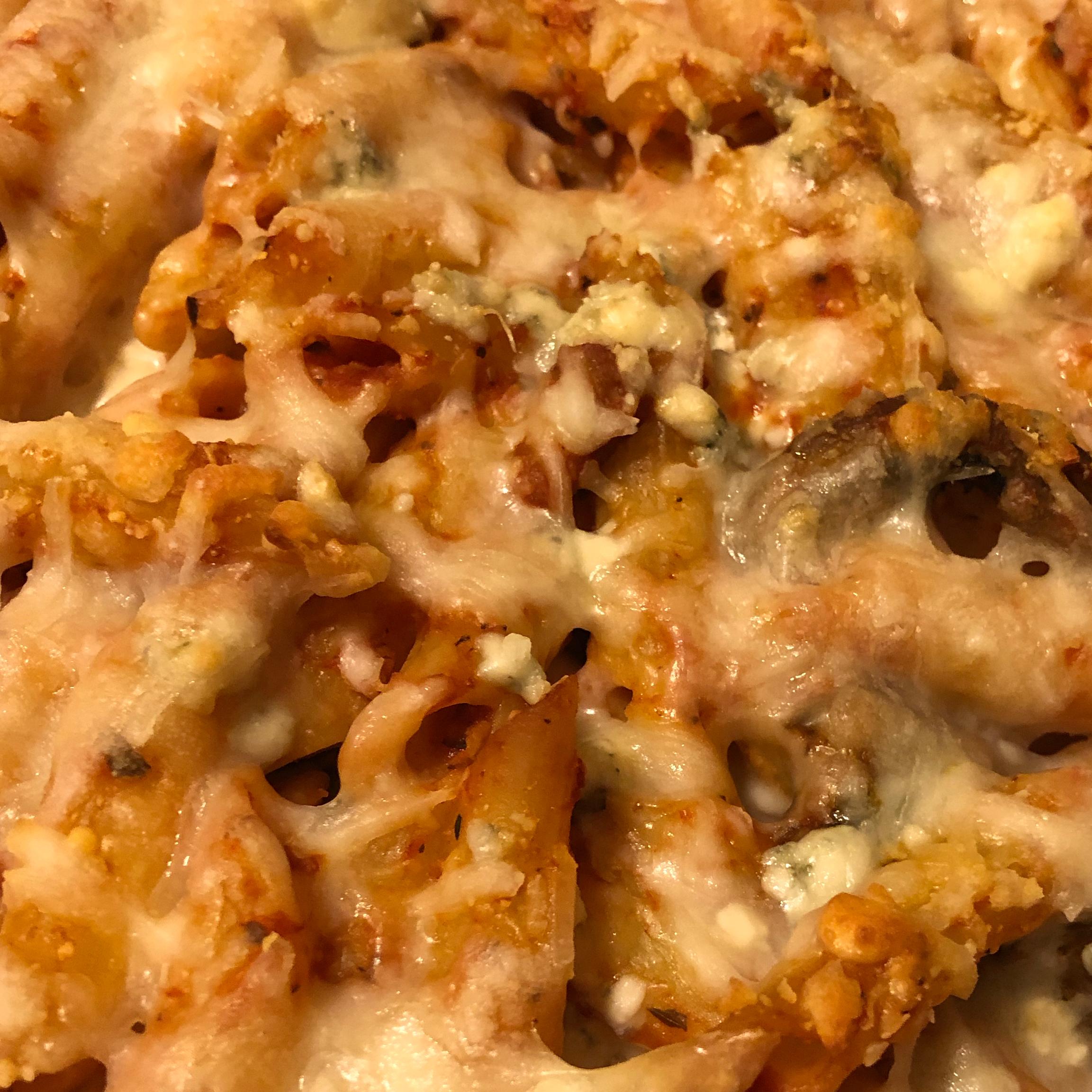 Vegetarian Baked Pasta PreciousVeal