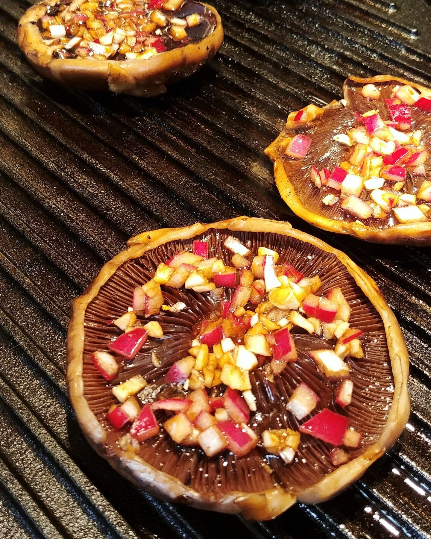 Grilled Portobello Mushrooms Recipe Allrecipes