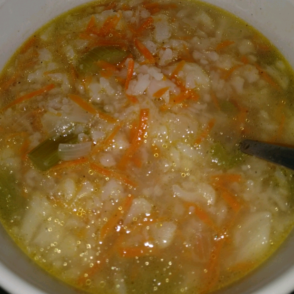 Cauliflower Soup Laurie Dickert Lewis