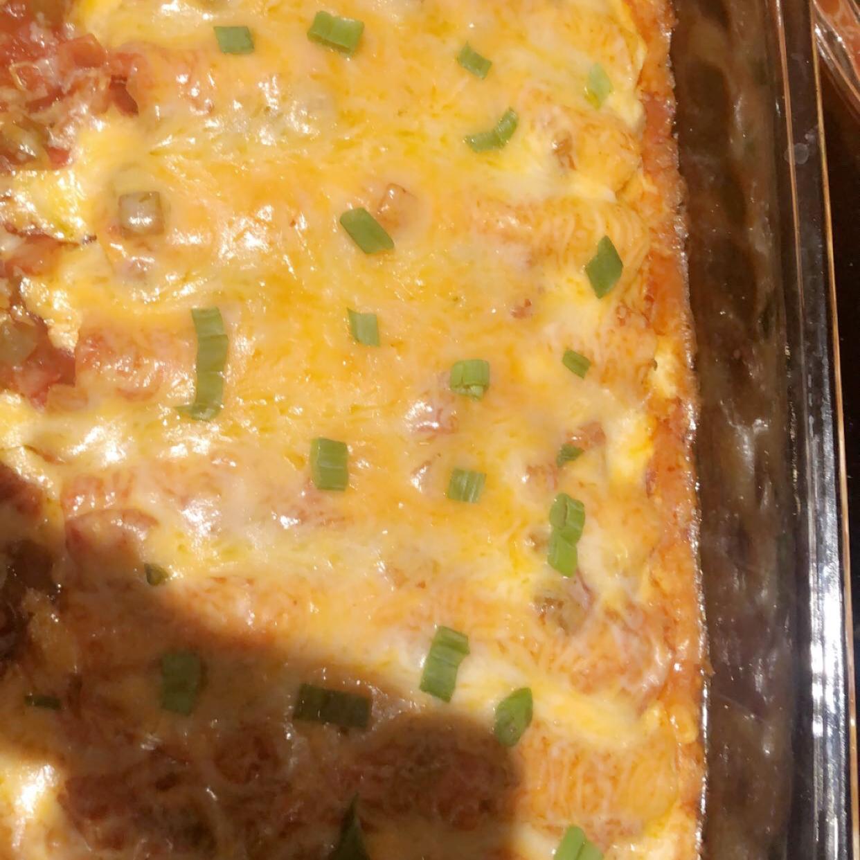 3 Cheese Enchiladas